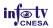 Info Tv Cnesa logo