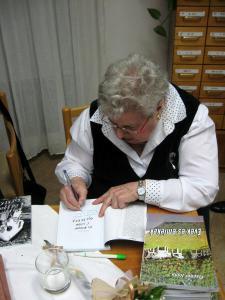 Fischer Ilona könyveinek bemutatója (2019.03.07.)