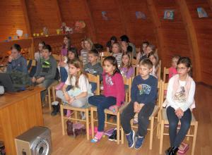 Kisiskolások hagyományos téli játszóháza 2020 2. nap